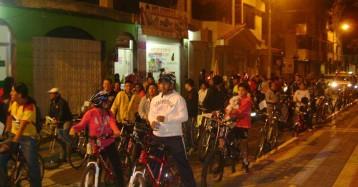 Ciclopaseo Otavalo