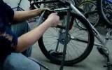 Mecanica para Bicicletas ( Cambio de llanta)