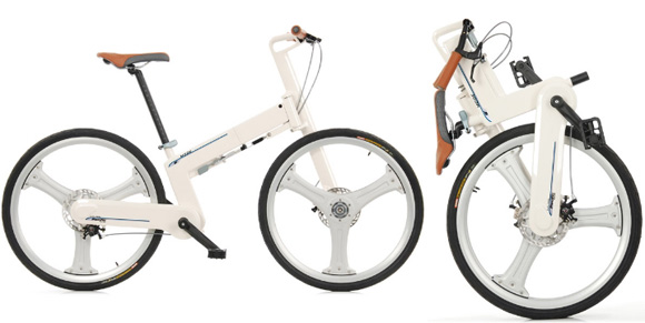 folding bike - Bicicleta plegable